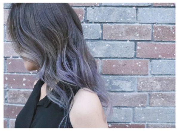 Light Purple Hair for Winter1
