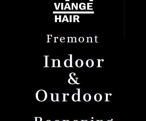 VIANGE HAIR Fremont Reopening