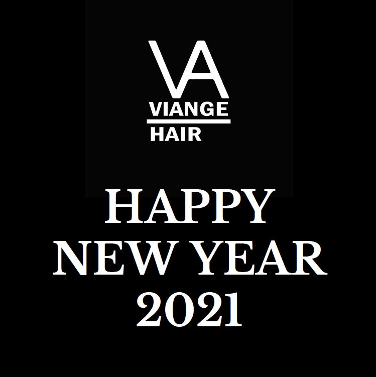 Happy New Year 2021 HAIR
