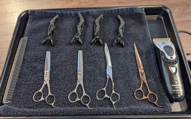 shin-scissors